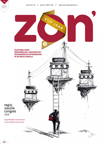 ZON' Magazine #10 winter 2019 / 2020